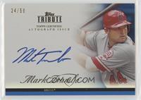 Mark Trumbo #/50