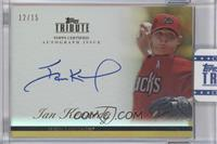 Ian Kennedy /15 [ENCASED]