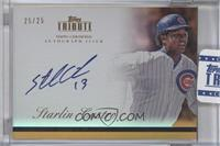 Starlin Castro /25 [ENCASED]