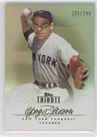 Yogi Berra /299