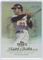 Frank Robinson /299