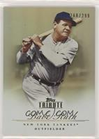 Babe Ruth #/299