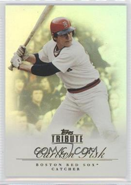 2012 Topps Tribute - [Base] #19 - Carlton Fisk