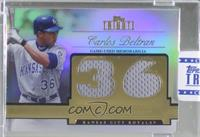 Carlos Beltran /99 [Uncirculated]