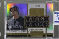 Troy Tulowitzki /99 [ENCASED]