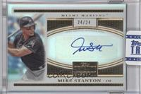 Giancarlo Stanton [Uncirculated] #/24