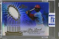 Lou Brock [Uncirculated] #/50
