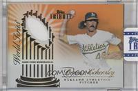 Dennis Eckersley /25 [ENCASED]
