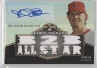 Jered Weaver /18