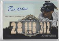 Robinson Cano #/18