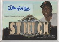 Willie McCovey #/18