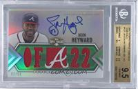 Jason Heyward /50 [BGS 9.5]