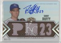 Danny Duffy /75