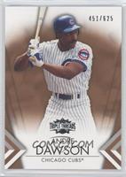 Andre Dawson /625