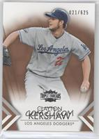 Clayton Kershaw /625