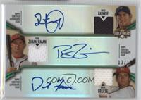 Ryan Zimmerman, Brett Lawrie, David Freese /18