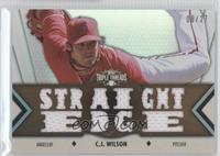 C.J. Wilson /27