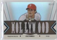 Cole Hamels /27