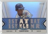 Starlin Castro #/36
