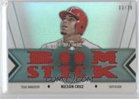 Nelson Cruz #/36