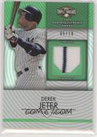 Derek Jeter #/18