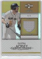 Dustin Ackley #/9