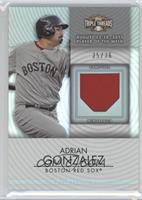Adrian Gonzalez #/36