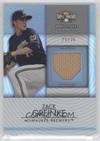 Zack Greinke #/36