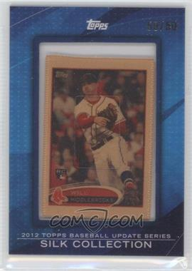 2012 Topps Update Series - [Base] - Framed Silk Collection #WIMI - Will Middlebrooks /50