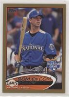 Buster Posey #/2,012