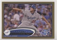 Clayton Kershaw #/2,012