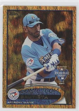 2012 Topps Update Series - [Base] - Golden Moments #US40 - Jose Bautista