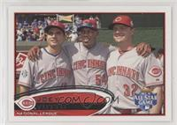 Joey Votto (With Reds Teammates)