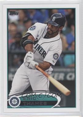 2012 Topps Update Series - [Base] #US84 - Eric Thames