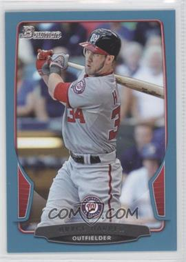 2013 Bowman - [Base] - Blue Border #150 - Bryce Harper /500