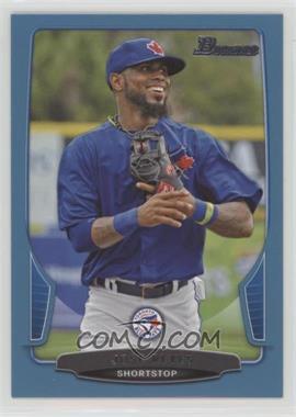 2013 Bowman - [Base] - Blue Border #24 - Jose Reyes /500