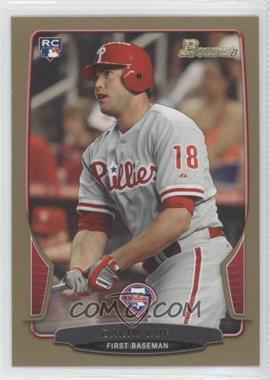 2013 Bowman - [Base] - Gold Border #172 - Darin Ruf
