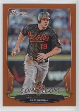 2013 Bowman - [Base] - Orange #65 - Chris Davis /250