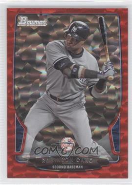 2013 Bowman - [Base] - Red Ice #59 - Robinson Cano /25
