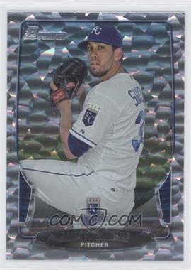 2013 Bowman - [Base] - Silver Ice #124 - James Shields