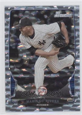 2013 Bowman - [Base] - Silver Ice #141 - Mariano Rivera