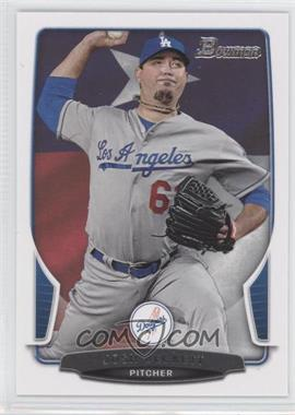 2013 Bowman - [Base] - State & Home Town #120 - Josh Beckett