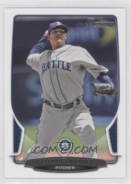 2013 Bowman - [Base] #93 - Felix Hernandez