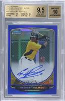 Gregory Polanco /150 [BGS 9.5 GEM MINT]