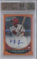 Kevin Franklin /25 [BGS 9.5]