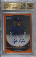 Tyler Pike [BGS 9.5 GEM MINT] #/25