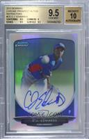 C.J. Edwards [BGS 9.5 GEM MINT] #/500