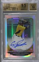 Gregory Polanco /500 [BGS 9.5 GEM MINT]