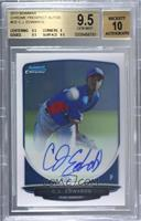 C.J. Edwards [BGS 9.5 GEM MINT]