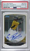 Gregory Polanco [PSA 10 GEM MT]